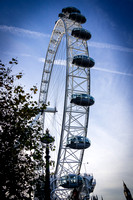 London Eye, Hyde Park, Borough Market